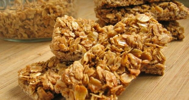 perder peso barras de granola