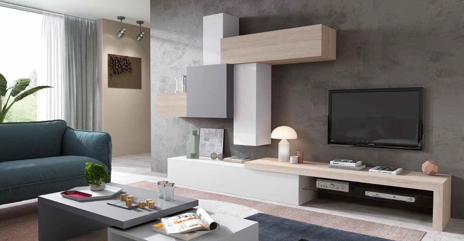 Salones modernos impersonal 2k15 4 en mobel 6000 design - Diseno salones modernos ...