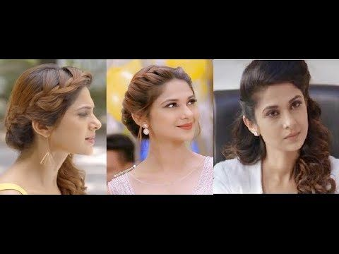 Jennifer Winget Hairstyle Jennifer Hairstyle Jennifer Winget Hairstyles Bridal Hairstyles Wedding Hairstyles Daily Jennifer Winget Hairstyle Hair Styles The ultimate television diva who garnered take a look at her instagram pictures and video and get inspired to opt for hairstyles like her. pinterest