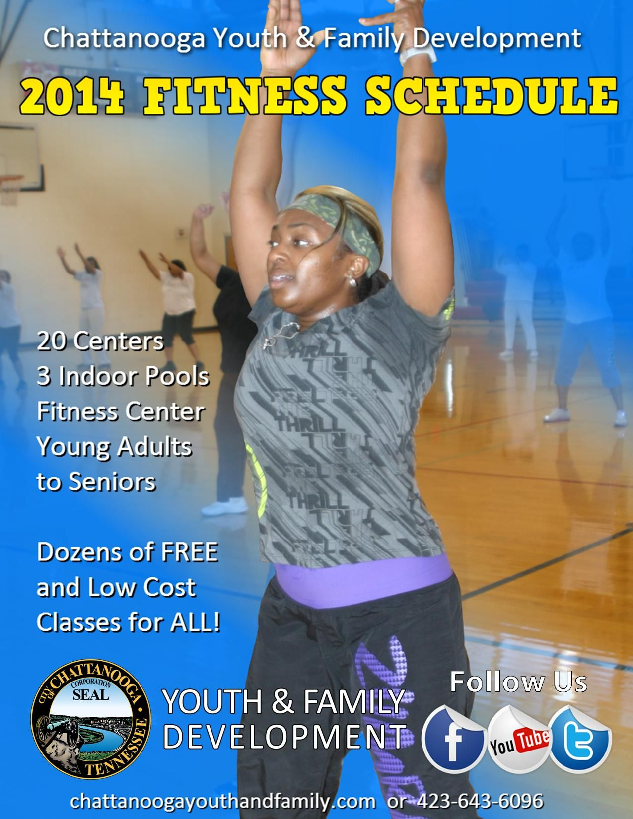 Check out our full schedule here http//www.chattanooga