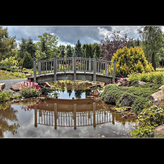 The Official Botanic Garden Of Rutgers: Botanical Garden In St. Jacques, NB, Canada