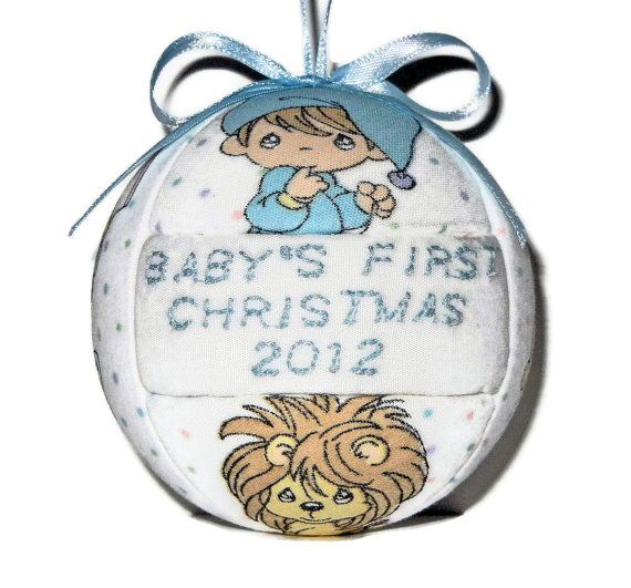 Precious Moments Baby S First Christmas Holiday By