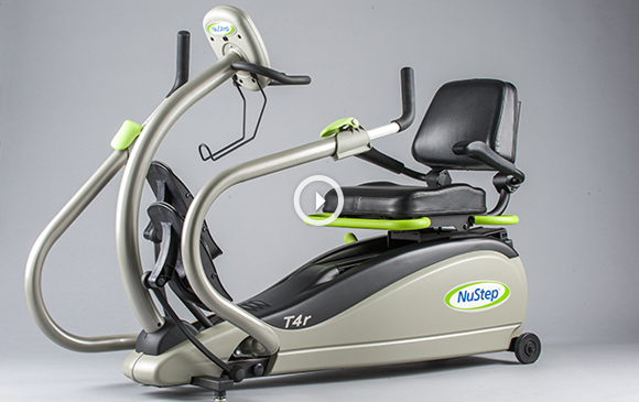 T4r Recumbent Cross Trainer Nustep Biking Workout Fitness Equipment Design Cross Trainer