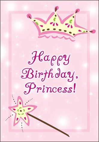 Happy Birthday Princess Birthday Happy Birthday Birthday Happy