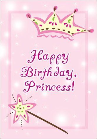 Pin By Helen Bamberger On Joyeux Anniversaire Happy Birthday Princess Happy Birthday Greetings Birthday Blessings