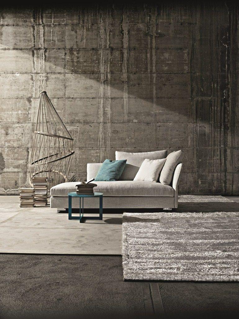 Pouf / coffee #table DOMINO by MOLTENI & C. | #design Nicola ...