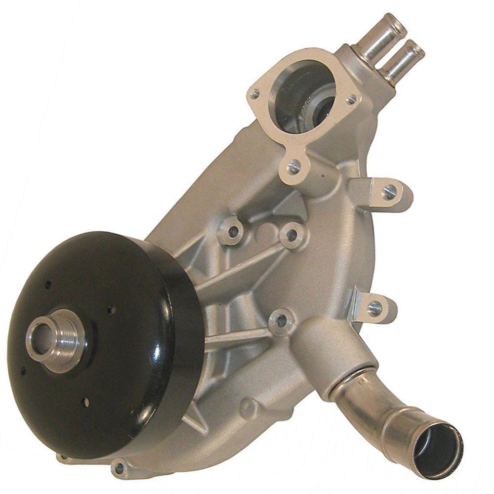 medium resolution of water pump for 1999 2000 2001 2002 chevy silverado z71 tahoe suburban avalanche acdelcoprofessional
