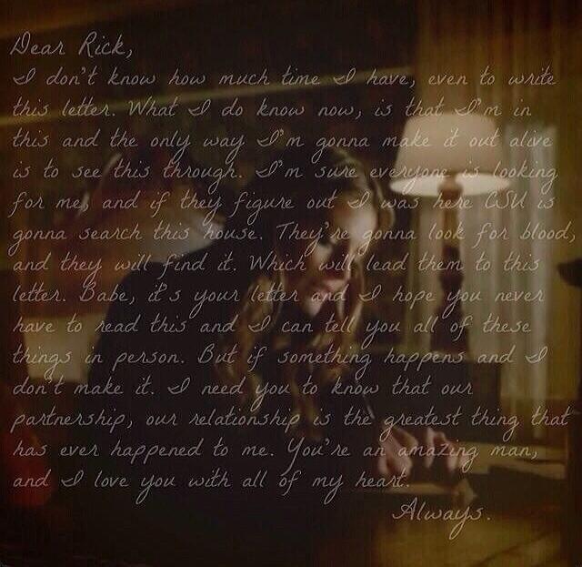 Becket's letter