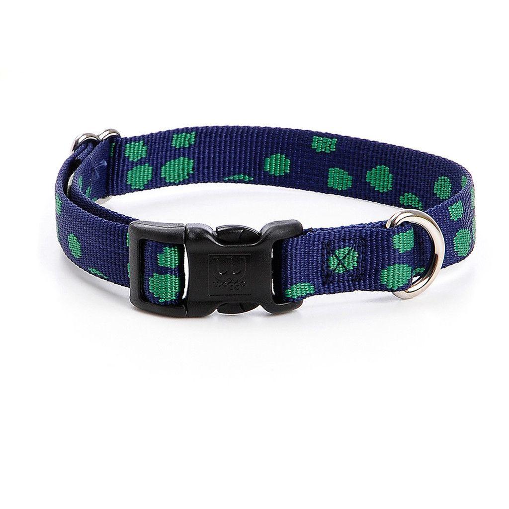 Waggo Specktacular Polka Dot Dog Collar   Waggo $16