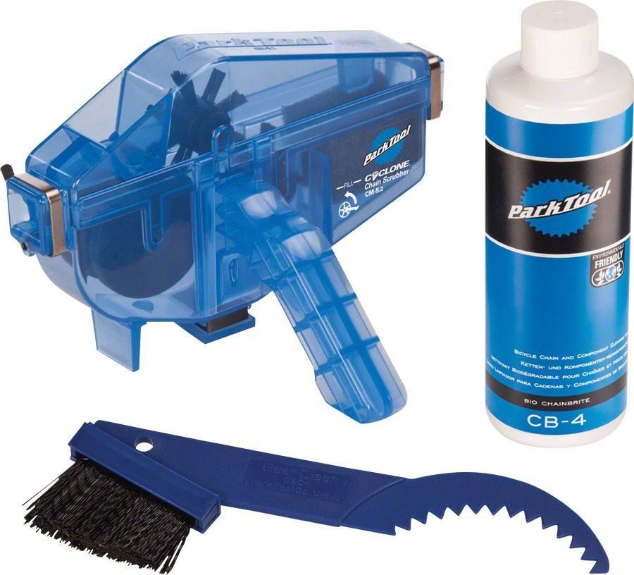Park Tool Cg 2 4 Chain Gang Cleaning Kit Park Tool Cleaning Kit
