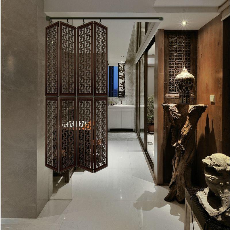 Aliexpress.com: Comprar Moda biombo de estilo chino paredes recorte colgante antiguo biombo consola lana fuera de la pantalla de consola ds confiables proveedores de Jingdezhen Ceramic family.