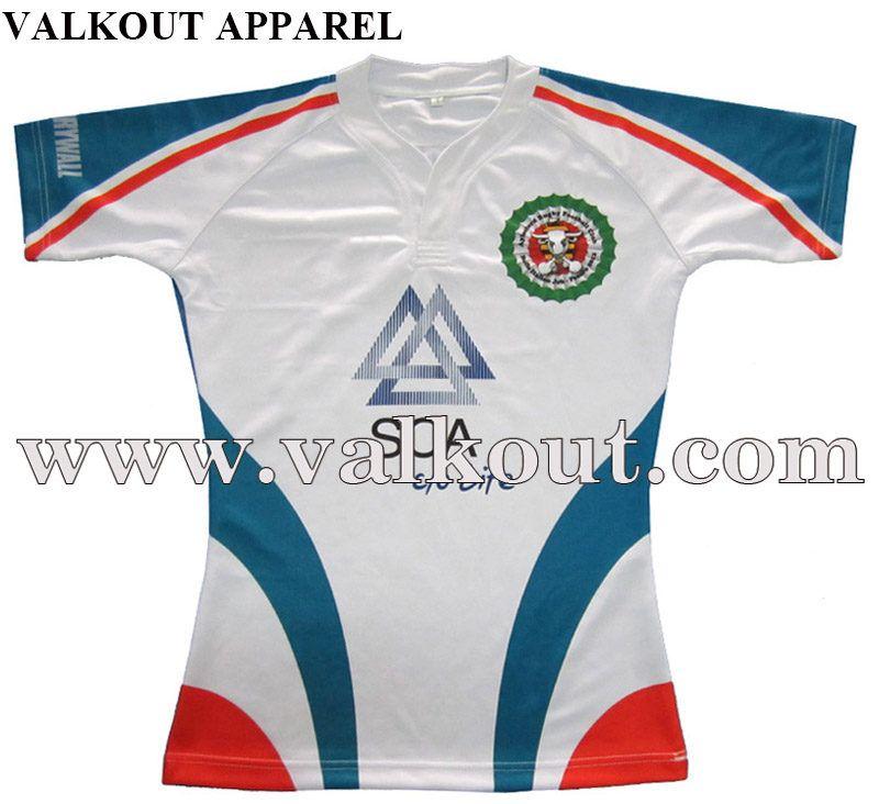 571b214353d Bespoke Rugby Team Shirts Teamwear Kit Equipment