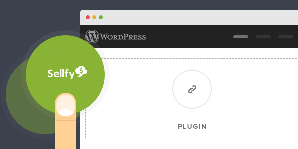 Sell downloads on your WordPress powered website with Sellfy plugin. Embed individual products or create your own store for digital products.
