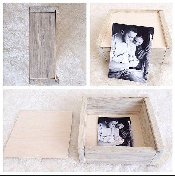 10 x 10 pine Photo box