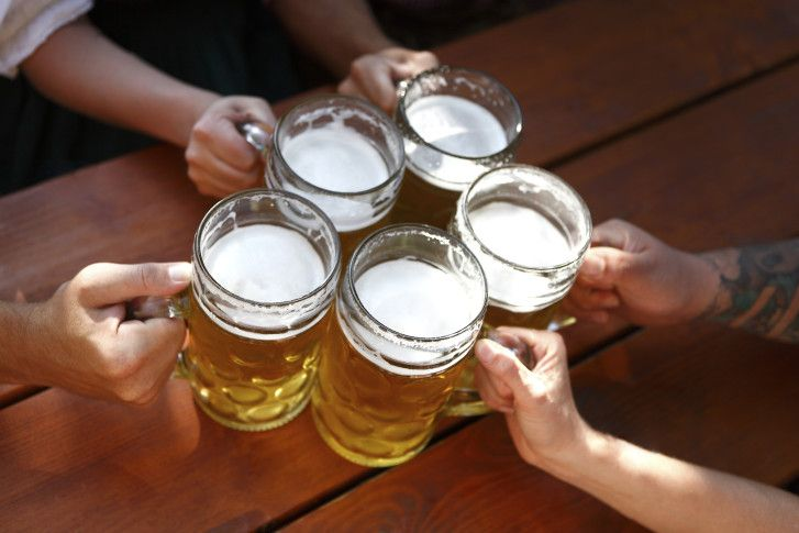 Study: Teenage binge drinking can have long-term effects - WTOP