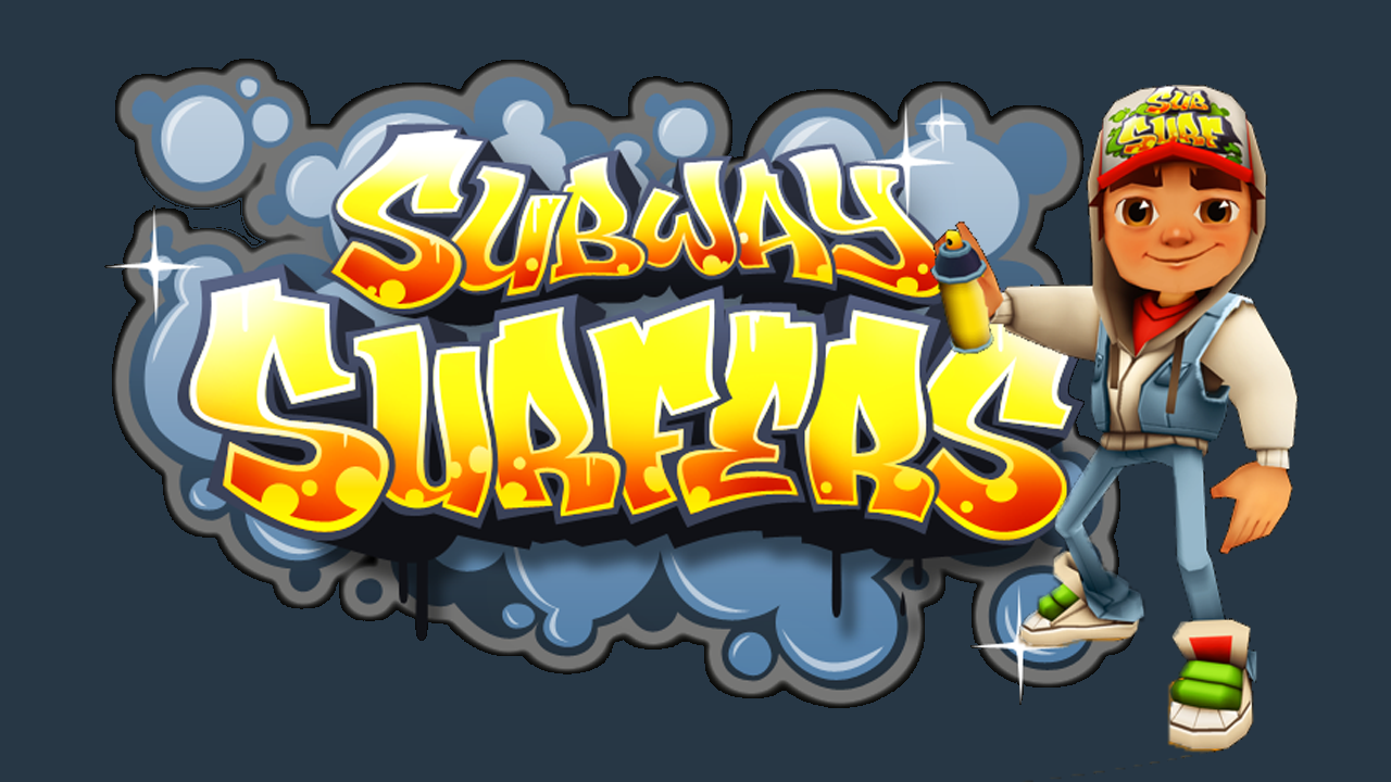 Subway Surfers Logo Google Search Subway Surfers Game Subway Surfers Ios Games
