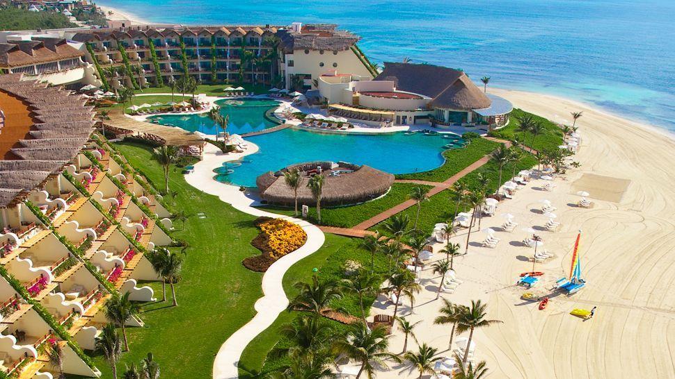 Grand Velas Riviera Maya Playa Del Carmen Mexico 5 Star