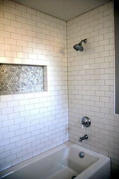 Do Shelf Lined With Copper Coins Bathroom Designs  Contemporary Unique Bathroom Design Seattle Decorating Design