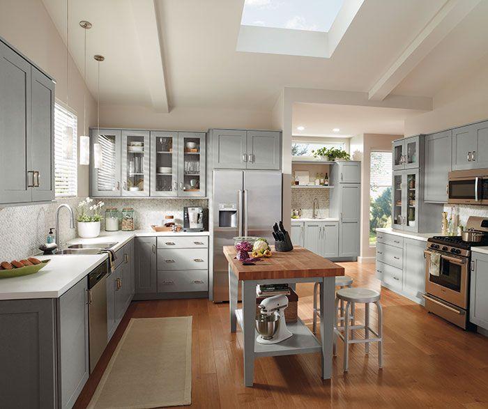Diamond Cabinets - Juniper Berry color in 2020   Kitchen ...