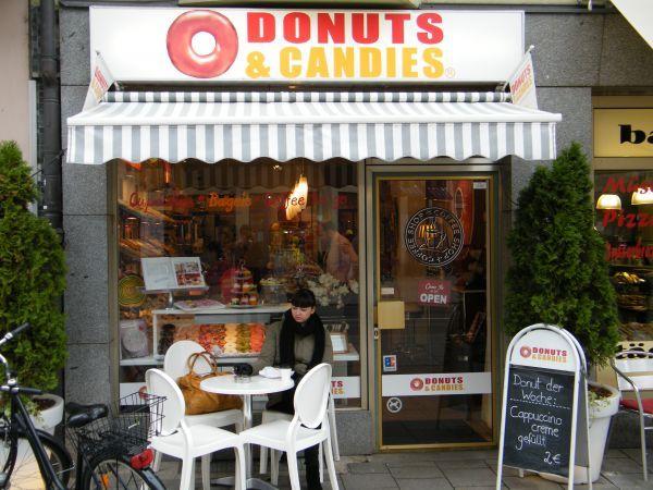 Donuts \ Candies Munich (by Ayla Amschlinger) Summer 2015 Travel - vietnamesische küche münchen