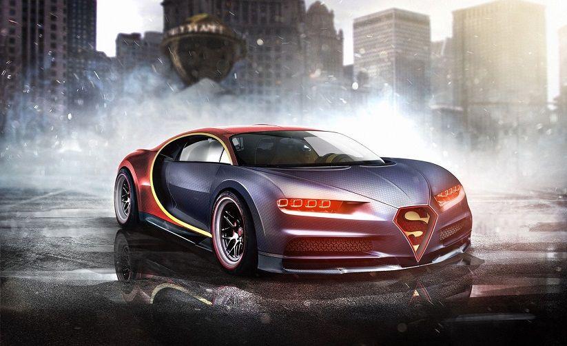 Marvel Dc Superheroes Inspired Supercars On Mycarid Bugatti Wallpapers Bugatti Cars Super Cars