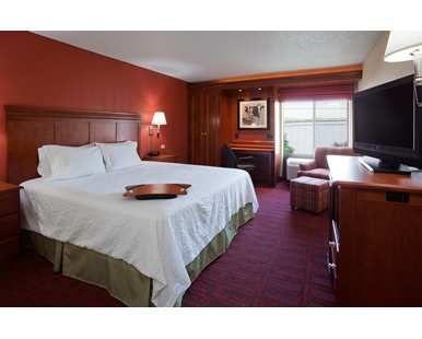Hampton Inn Wausau Hotel Wi Standard King Bedroom King