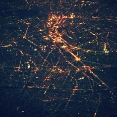 Paris from the air :)