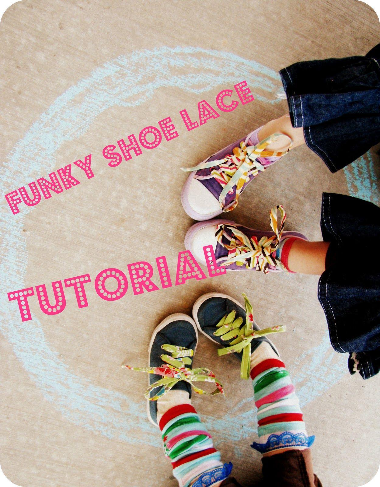 images Easy DIY Shoelace Flip Flops
