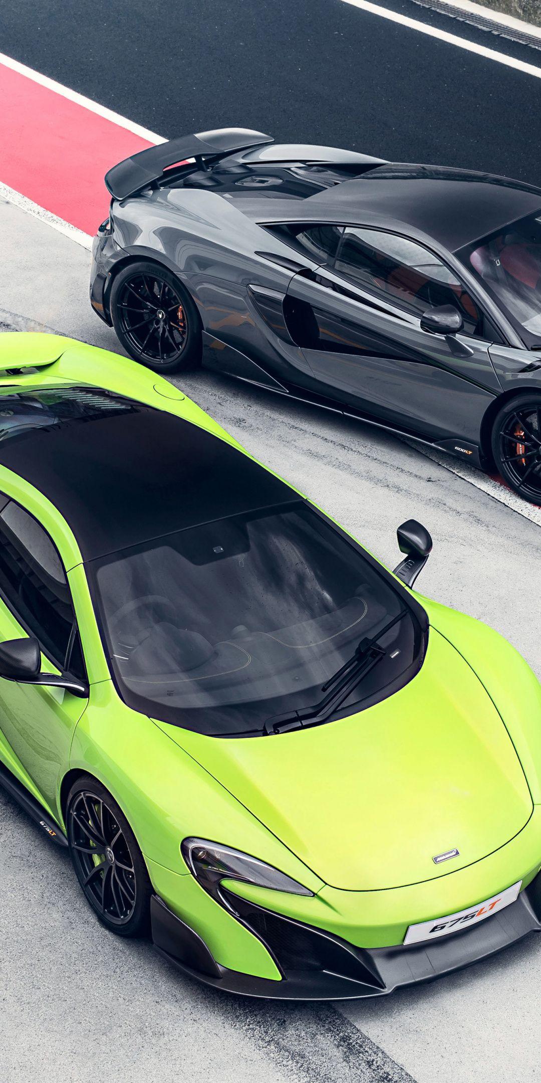Mclaren 675lt Mclaren 600lt Sports Cars 1080x2160 Wallpaper Mclaren 675lt Mclaren 600lt Sports Cars