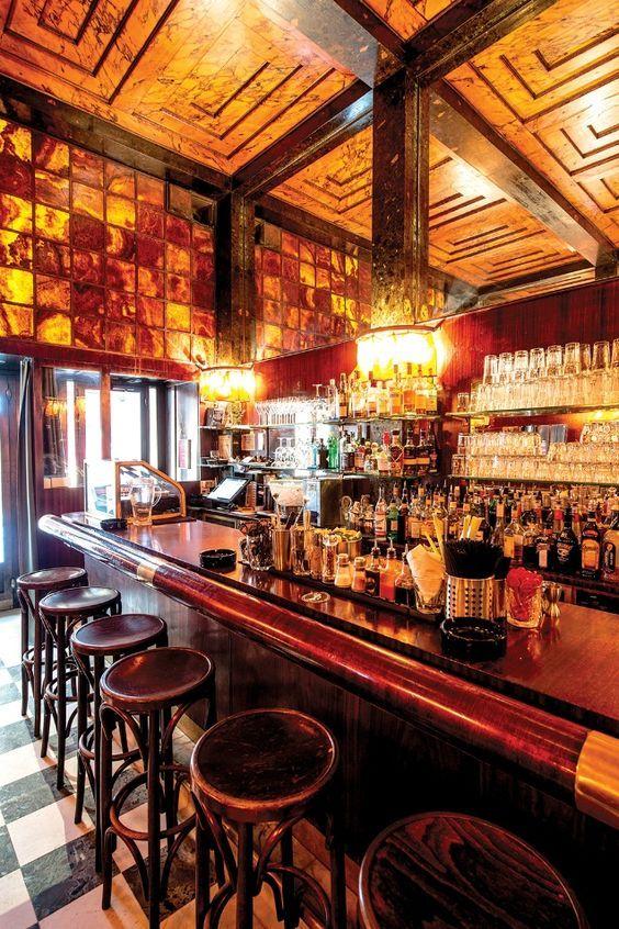 Sean Griffiths Inspiration The American Bar In Vienna By Adolf Loos Med Billeder