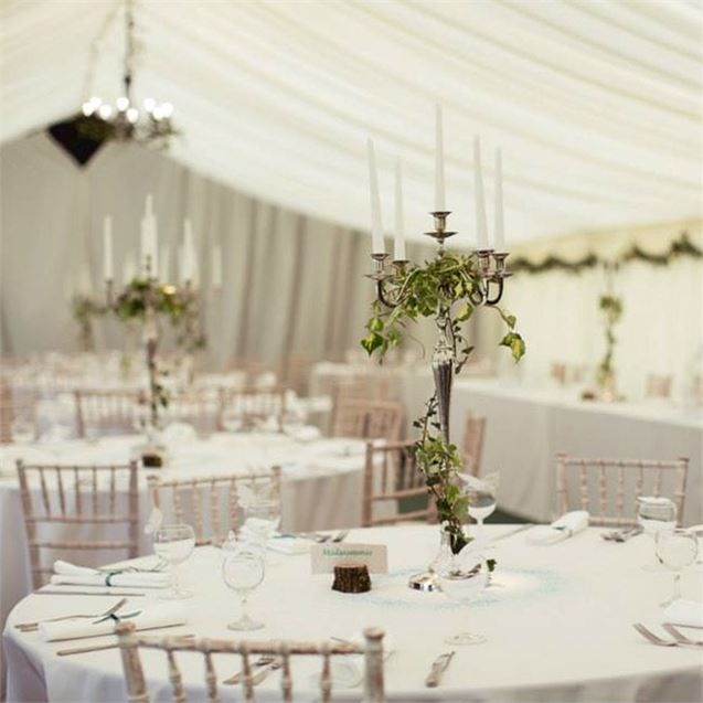 Woodland Shakespeare themed reception venue