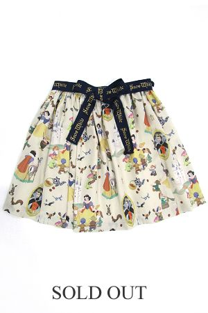 Mini skirt!