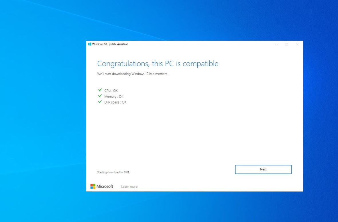 Windows 10 System Requirements And Compatibility Test In 2020 Windows 10 Compatibility Test Compatibility