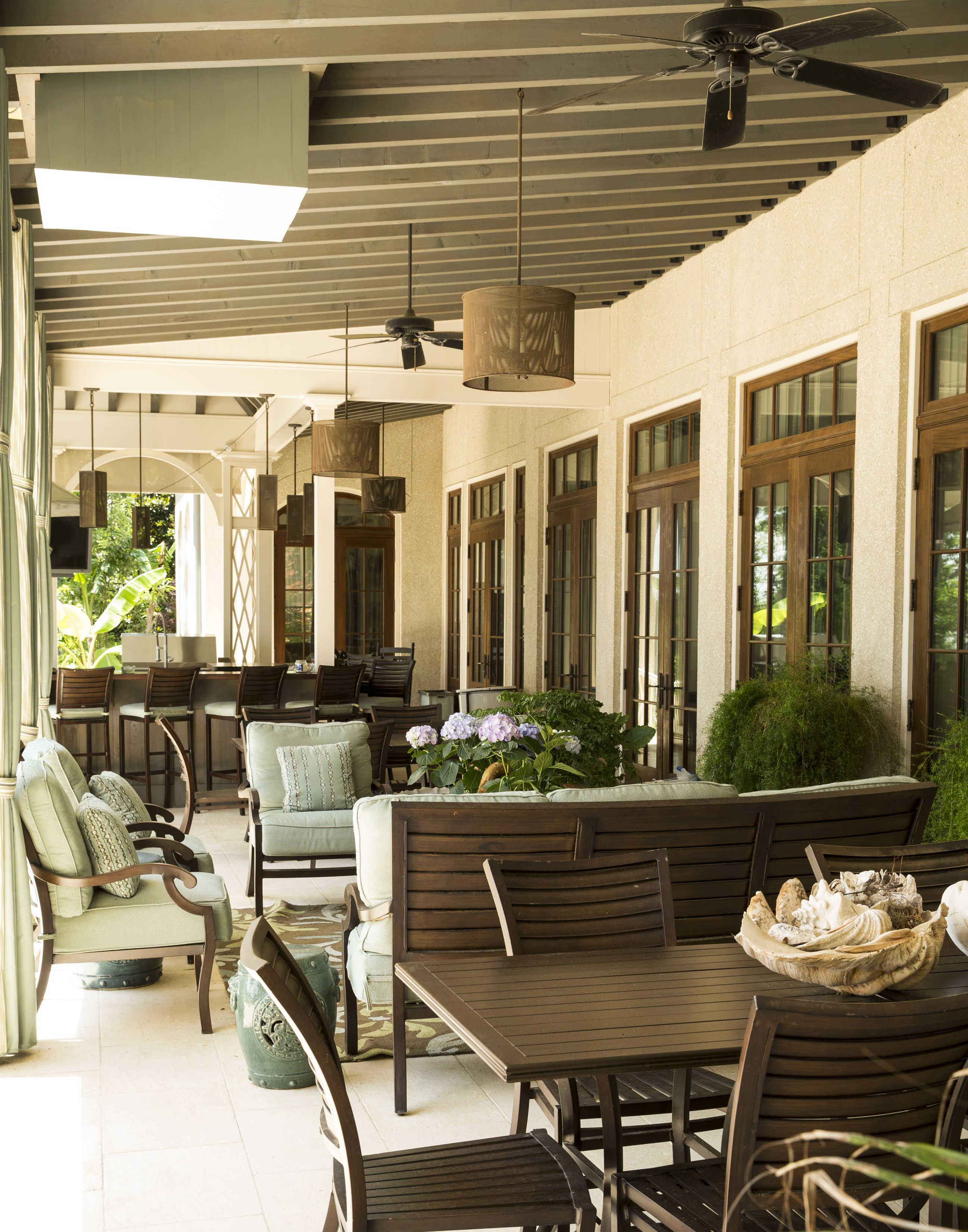 Outdoor dining | The most significant offering in Savannah ...