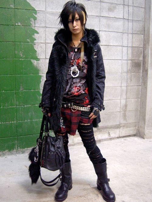 punk japanese street fashion japanese fashion japanese