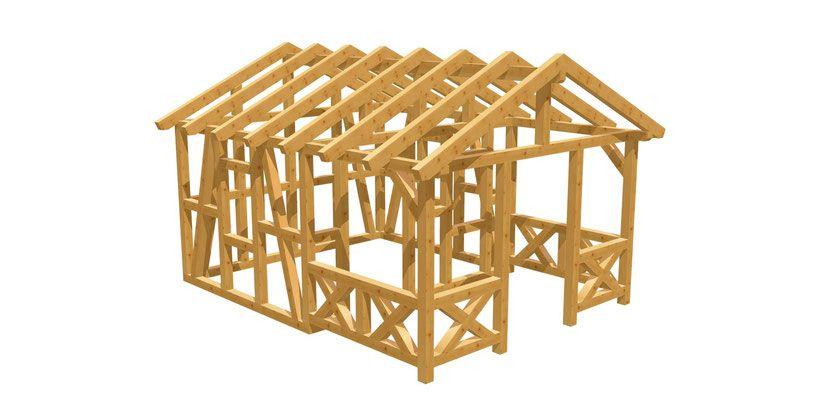 Gartenhaus Selber Bauen House Gartenhaus Holz