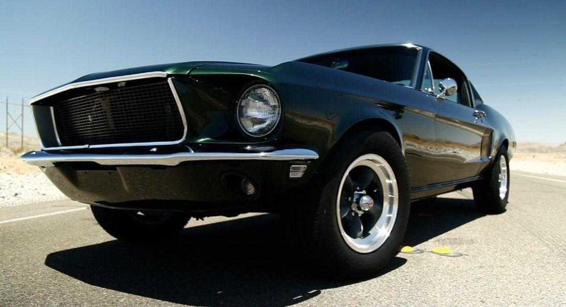 Count S Kustoms Mustang