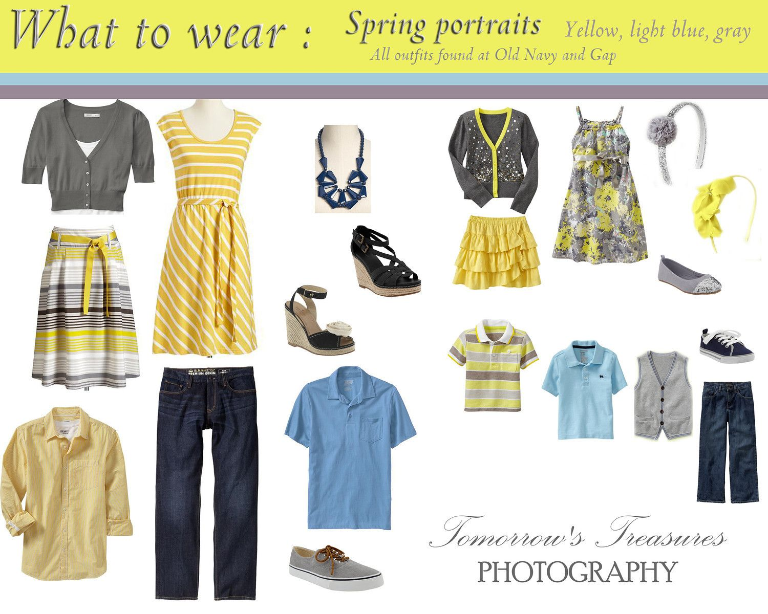 166 best What to wear for Portraits images on Pinterest | Family ...