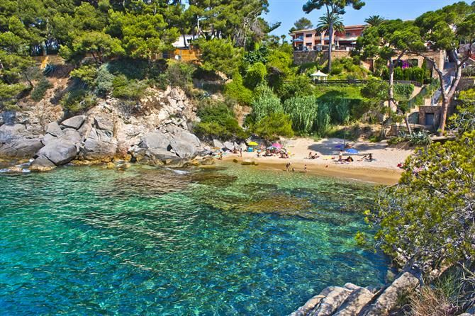 24 Ideas De Platges A Platja D Aro Playa Calas Costa Brava España