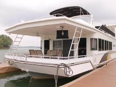 Lake Lanier Houseboat Architecture Modern Idea