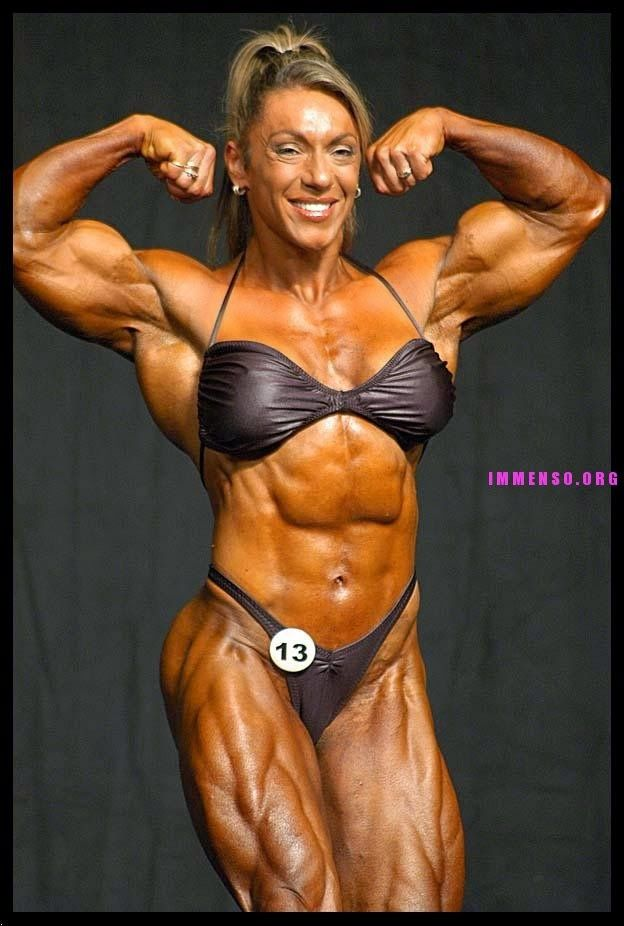 donne Body building