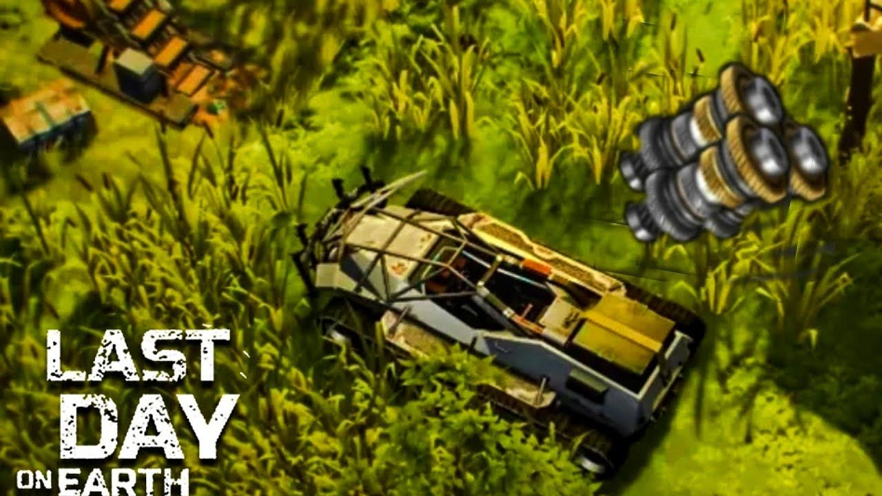 Atv To Bunker Bravo Last Day On Earth Survival Youtube Toy Car