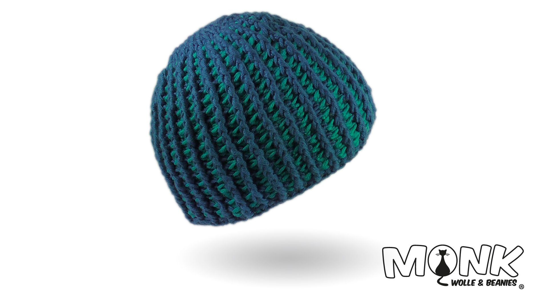Mütze häkeln - Ribbed Beanie Katharina - YouTube | Stiches ...