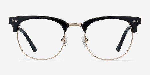 4c924679a7d Borderline Black Acetate Eyeglasses from EyeBuyDirect. Come and discover  these quality glasses at an affordable price. Find your style now with this  frame.