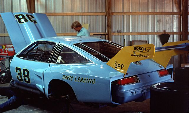 Chevrolet Dekon Monza Aagt Driven By John Paul Classic Racing