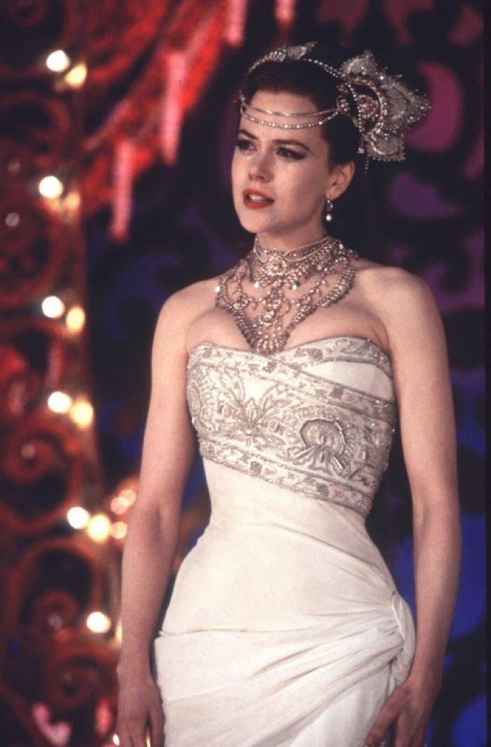 Moulin Rouge Movie: Nicole Kidman Costumes