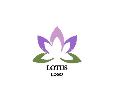 Lotus Art Inspiration Vector Logo Design Download Art Logos Pilateslogo Free Online Logo Design Art Logo Logo Design