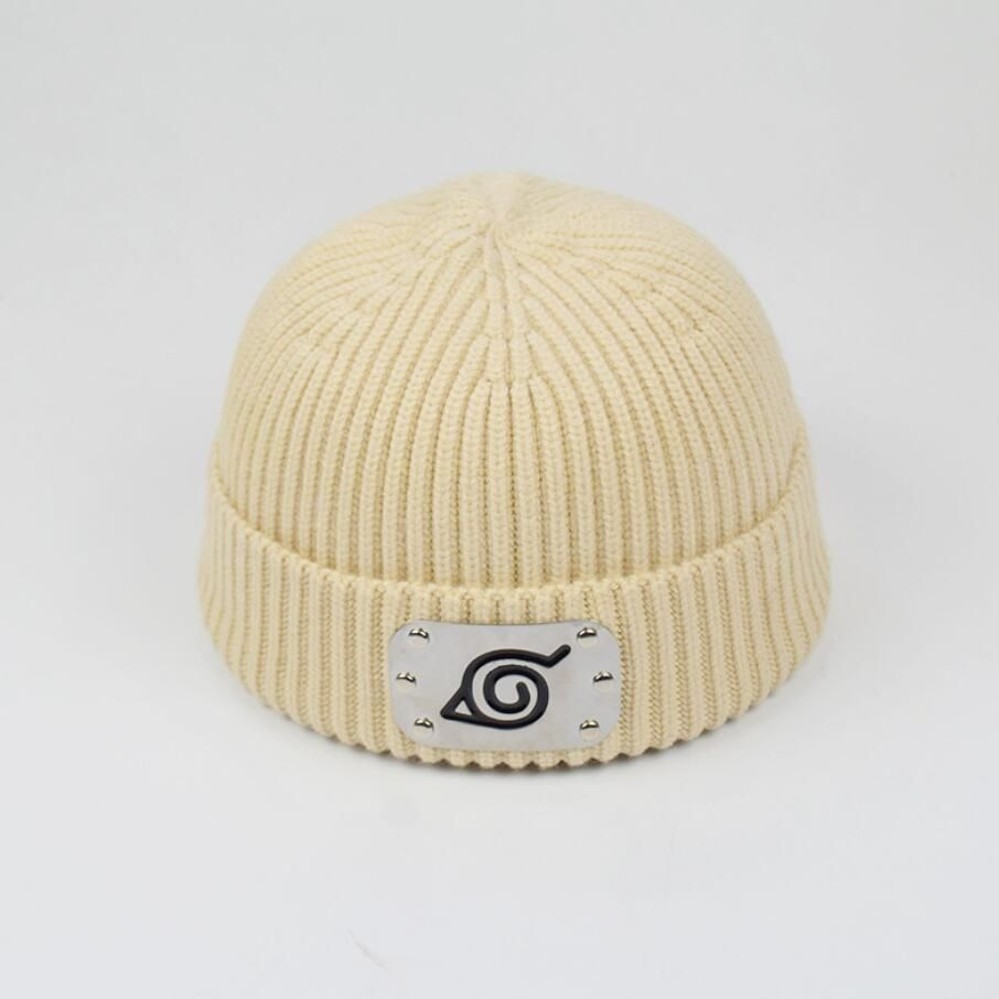 Photo of Naruto Village Beanie 🔥 Selling Extremely Fast 🔥 – Beige Style A / BUY 2 (EXTRA 10% OFF)