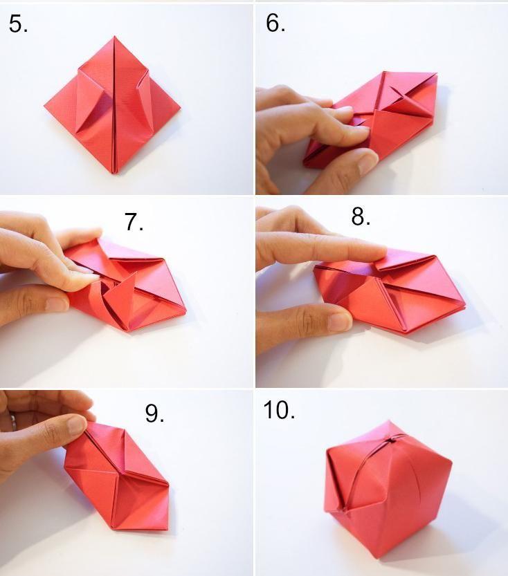 Origami facile 100 animaux fleurs en papier et d co maison origami orig - Comment faire l origami ...
