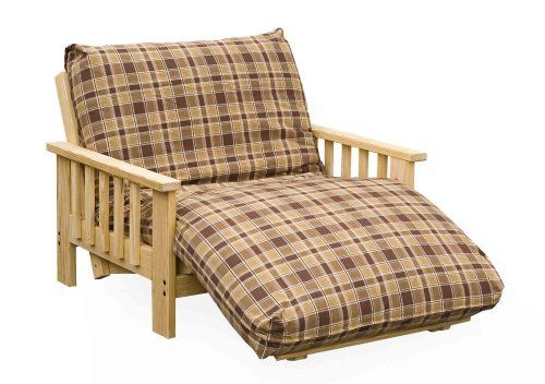 Mission Futon Twin Lounger W 9 Premium Mattress By Room Doctor Http